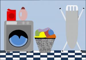 洗濯物をためこむと雑菌が繁殖